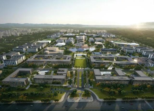 首页登录学院滨湖新校区开工建设,总投资37.3亿元